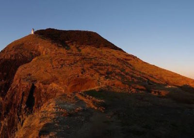 Sunrise at Cape Brett