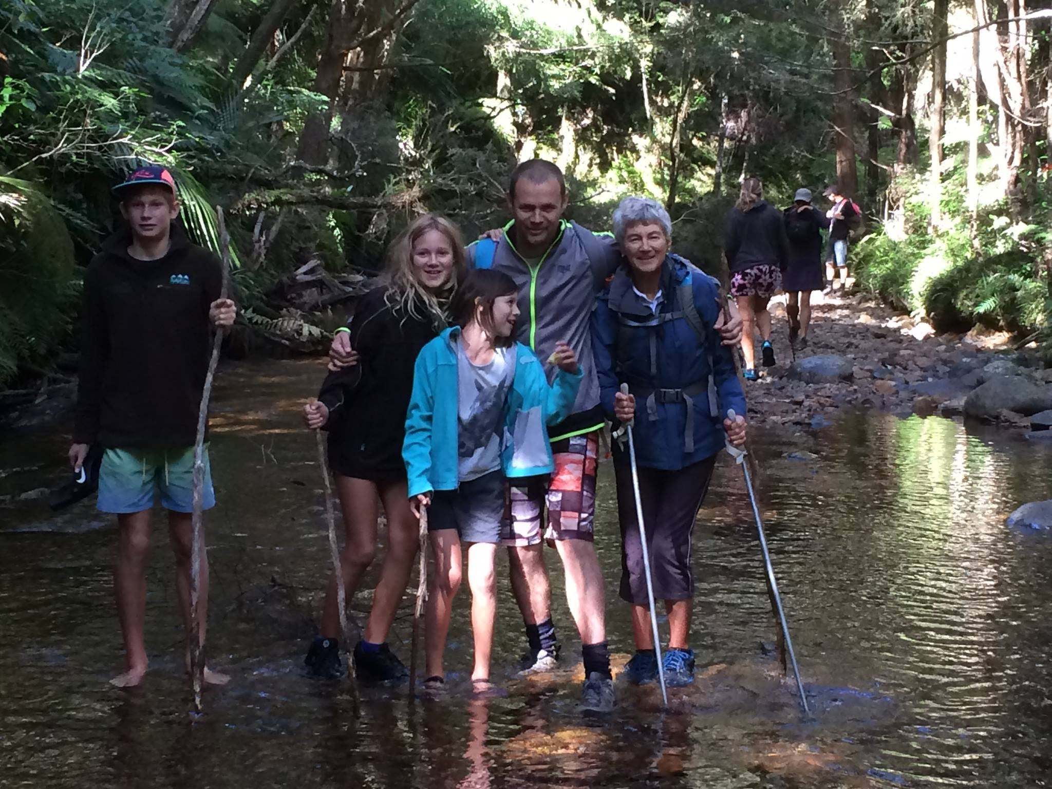 Te Araroa Trail Family Friendly